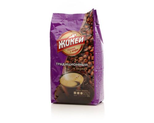 Кофе Традиционный в зернах ТМ Жокей