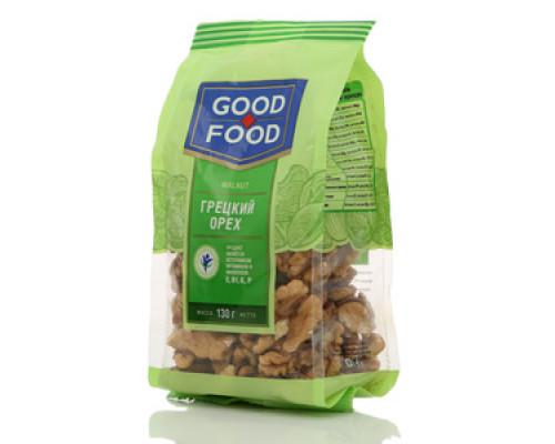 Грецкий орех ТМ Good Food (Гуд Фуд)