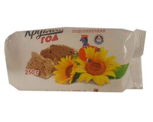 Халва Круглый год Аппетитно подсолнечная, 250 г