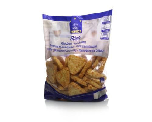 Оладьи картофельные обжаренные замороженные TM Horeca Select (Хорека Селект)