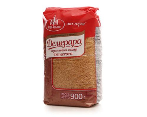 Сахар коричневый Дамерара ТМ Агро-Альянс Экстра