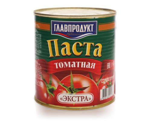 Паста томатная экстра ТМ Главпродукт