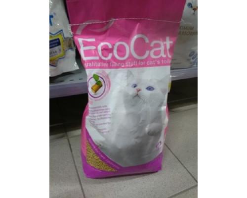 Наполнитель Древесный ТМ Ecocat (Экокэт)