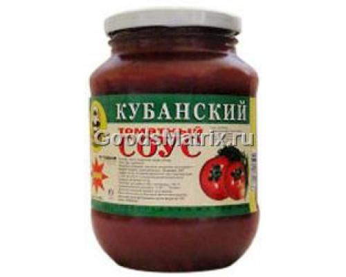 Соус томатный Кубанский ТМ Капитан Припасов, 480 г