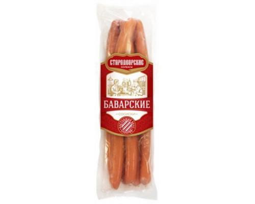 Сосиски Баварские ТМ Стародворские колбасы, 420 г