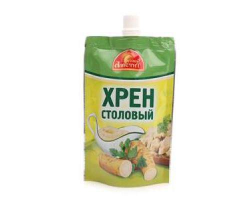 Хрен столовый ТМ Русский аппетит