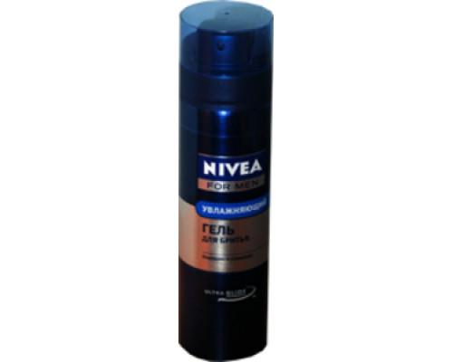 Гель для бритья увлажняющий ТМ Nivea Men (Нивея Мен)
