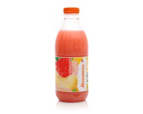 Напиток сывороточный с соком арбуза и дыни ТМ Мажитэль, 950 г