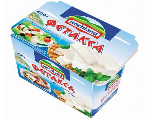 Сырный продукт Hochland Фетакса 400г