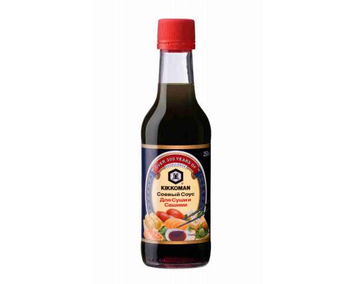 Соус соевый Киккоман д/суши и сашими 250мл