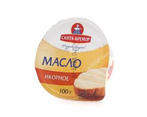 Масло икорное ТМ Санта Бремор