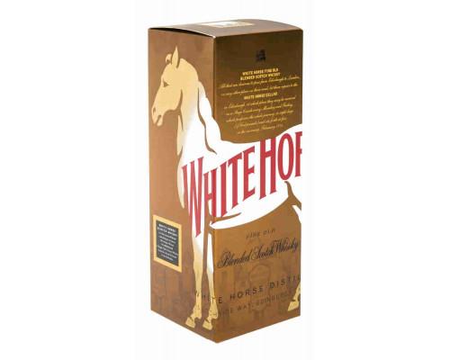 Виски «Уайт Хорс» 40% 1л