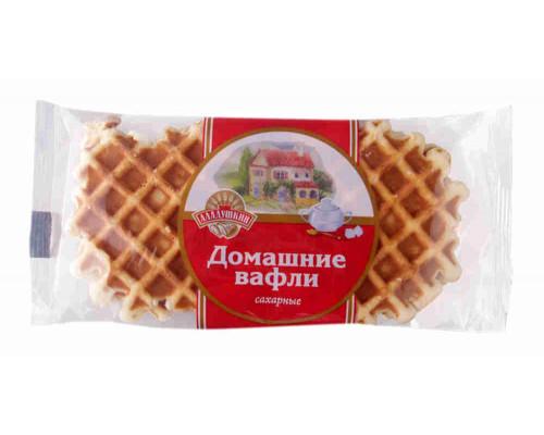 Вафли домашние сахарные Аладушкин 100г