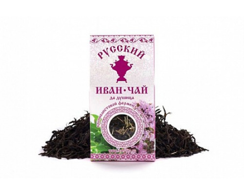 Напиток чайный Русский Иван-чай да душица 50 г