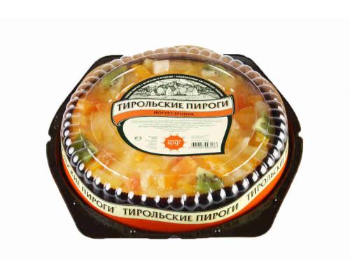 Пирог Тирольский Йогурт-тропик 620г