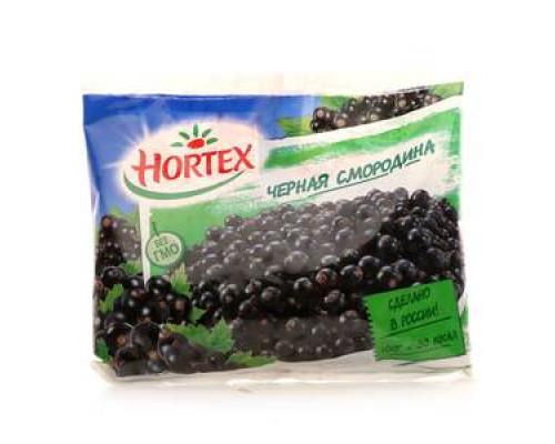 Черная смородина свежезамороженная ТМ Hortex (Хортекс)