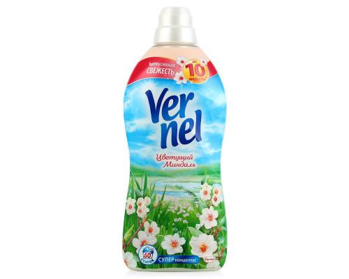 Кондиционер для белья VERNEL Цветущий миндаль 1,82 л