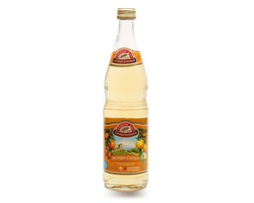 Напиток безалкогольный сильногазированный экстра-ситро ТМ Напитки из Черноголовки