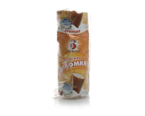 Мороженое пломбир Филевская Лакомка 25,6% ТМ Айсберри, 90 г
