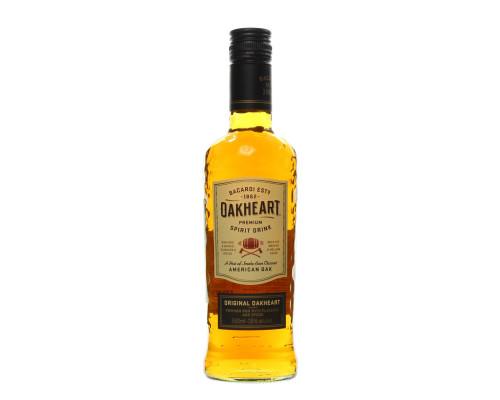 Ром Bacardi Oakheart (Бакарди Оакхарт), 35%, 0,5 л