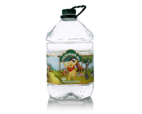 Вода питьевая детская Сказочный Лес ТМ Шишкин Лес