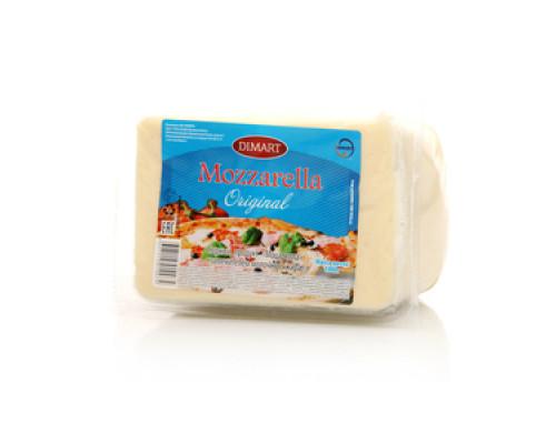 Сырный продукт Моцарелла с заменителем молочного жира ТМ Dimart (Димарт)