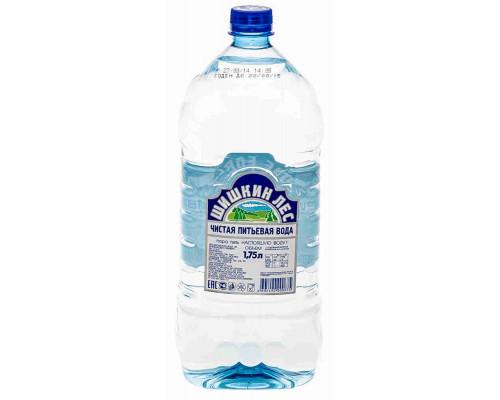 Вода питьевая Шишкин лес н/газ 1.75л пэт