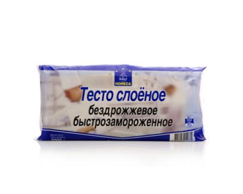 Тесто слоеное бездрожжевое ТМ Horeca Select (Хорека Селект)