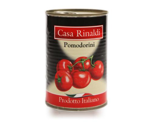 Помидорчики в томатном соку ТМ Casa Rinaldi (Каса Ринальди)