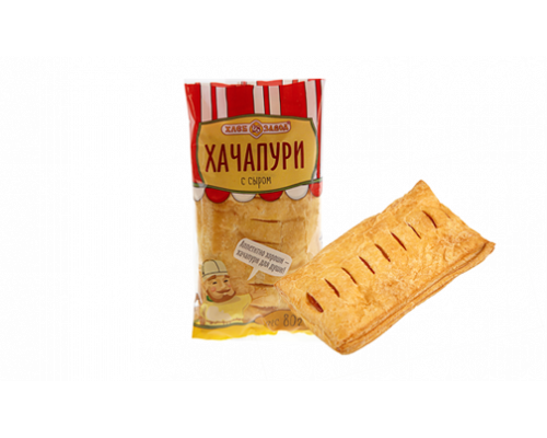 Хачапури с сыром ТМ Хлебозавод 28, 80 г