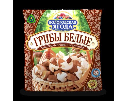 Грибые белые ТМ Вологодская ягода, половинки, 900 г
