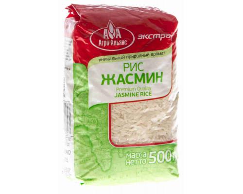 Крупа рис Агро-Альянс Тайский жасмин Экстра 500г