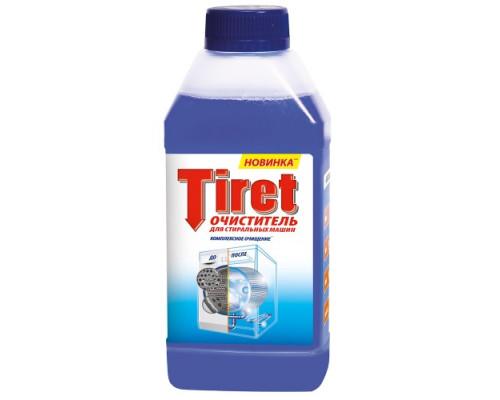 Очиститель для стиральных машин ТМ Tiret (Тирет) Комплексное очищение, 250 мл