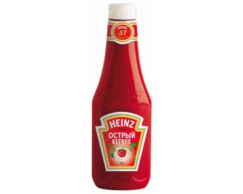 Кетчуп Heinz острый 0,57л п/э