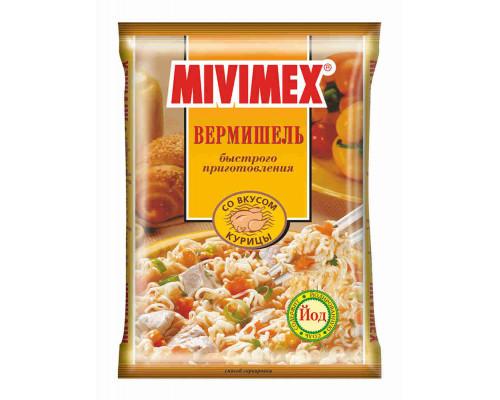 Лапша Mivimex со вкусом курицы 50г