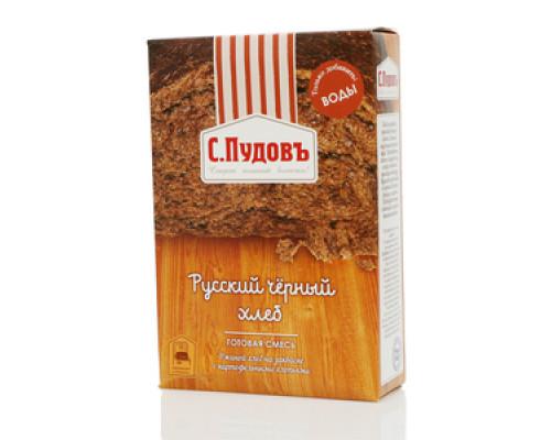 Готовая смесь Русский ржаной хлеб ТМ С.Пудовъ