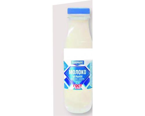 Молоко ТМ Главпродукт сгущенное с сахаром, ГОСТ, 650 г