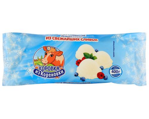 Мороженое Коровка из Кореновки пломбир, 400 г