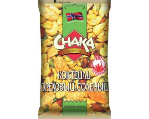 Коктейль ТМ Chaka (Чака) ореховый, соленый, 70 г