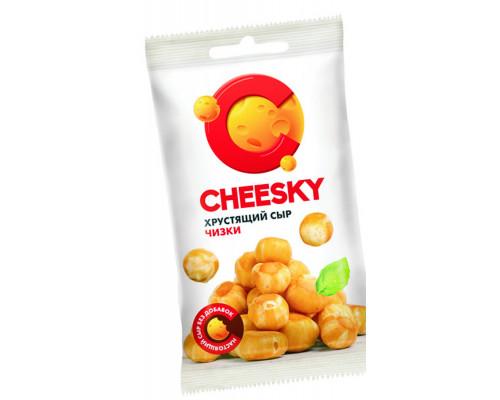 Сыр Сыр CHEESKY хрустящий, 30%, 22 г