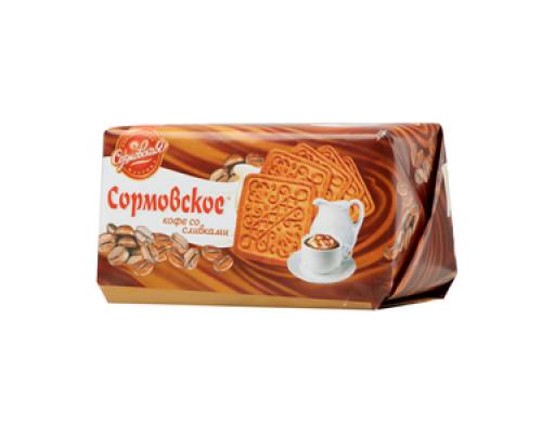 Печенье Кофе со сливками ТМ Сормовское