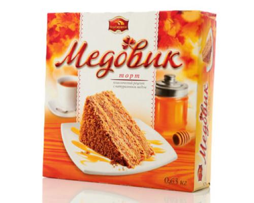 Торт Медовик ТМ Черемушки