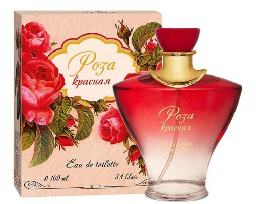 Туалетная вода ТМ Apple Parfums Роза Красная, 100 мл