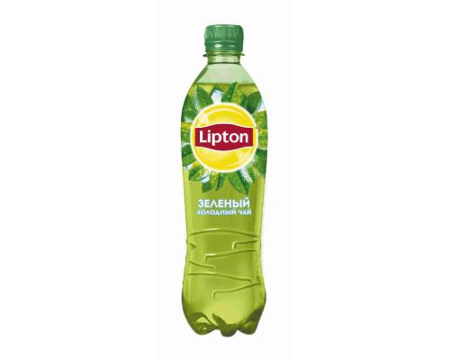 Напиток Lipton чай зеленый б/алк 0,5л пэт