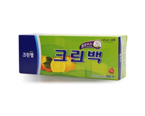 Пакеты фасовочные для СВЧ ТМ Clean Bag (Клин Баг)