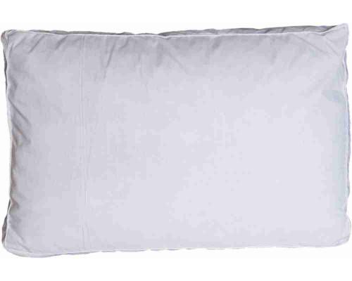 Подушка с бортиком белая 70х70см арт958-512