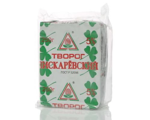 Творог 5% ТМ Пискаревский