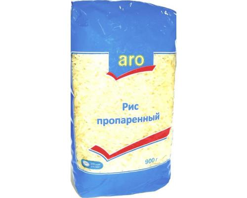 РИС ПРОПАРЕННЫЙ 'ARO', 900 Г