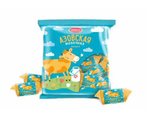 Конфеты молочные Азовская коровка 300г