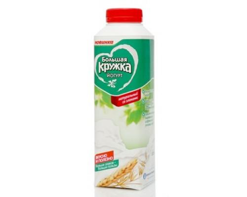 Йогурт со злаками 2,3 % ТМ Большая Кружка